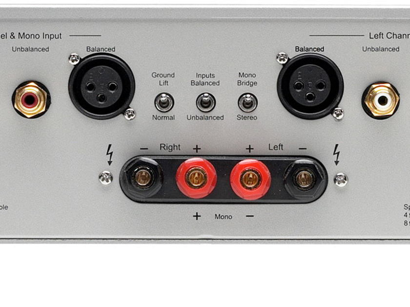Parasound Halo A-23 CLASS A/AB STEREO POWER AMP