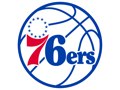 Philadelphia 76ers Fan Merchandise Package with signed memorabilia