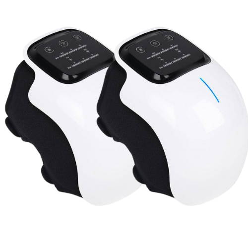 Knee Massager with Heat and Vibration, Knee Massage for Arthritis