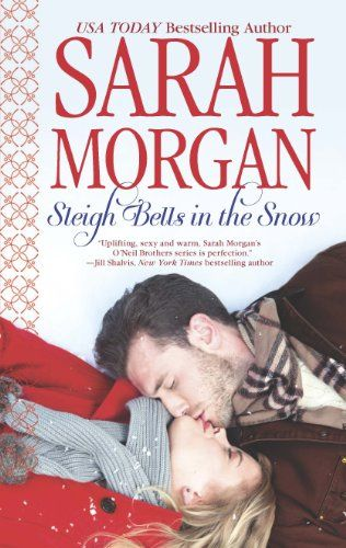 Cover for Sleigh Bells in the Snow by Sarah Morgan