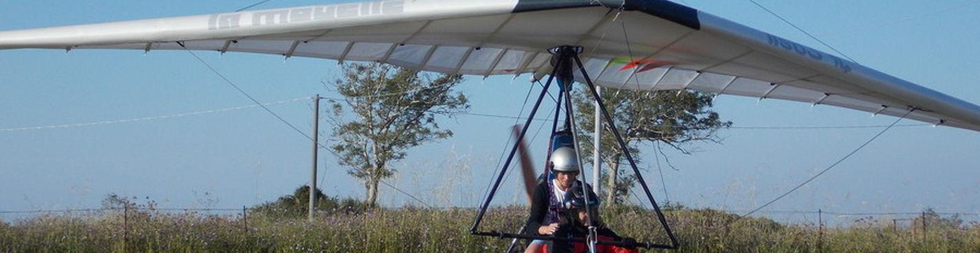 Полеты на дельтаплане и повышение адреналина в крови