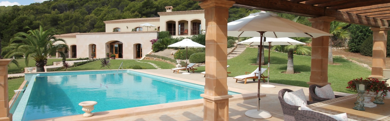 Artá - Luxury country estate with fantastic sea views in Capdpera