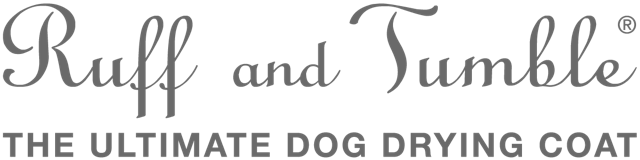Dog Drying Coat Logo