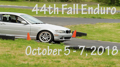 44th Annual Fall Enduro