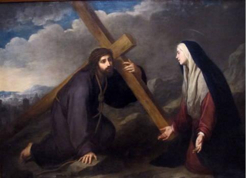 The Moment Jesus Met His Mother