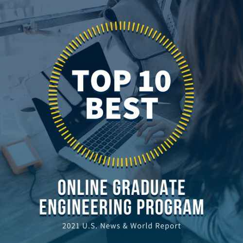 UNIVERSITY OF MICHIGAN ENGINEERING REMAINS TOP 10 FOR BEST ONLINE GRADUATE PROGRAMS