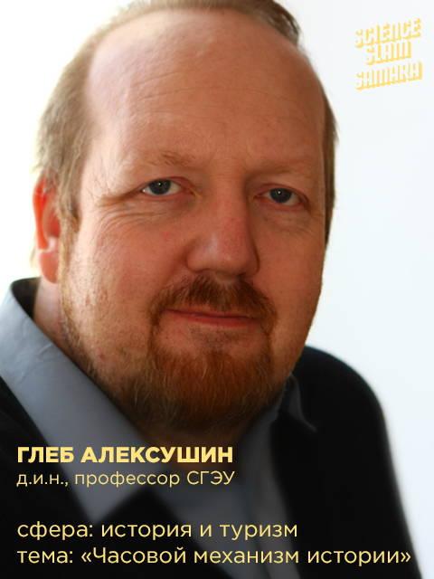 Глеб Алексушин