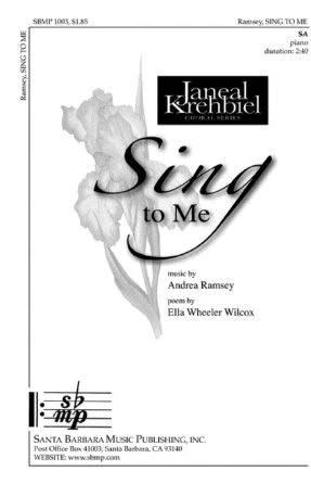 Sing To Me SA - Andrea Ramsey