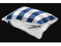 Hastens down travel pillow