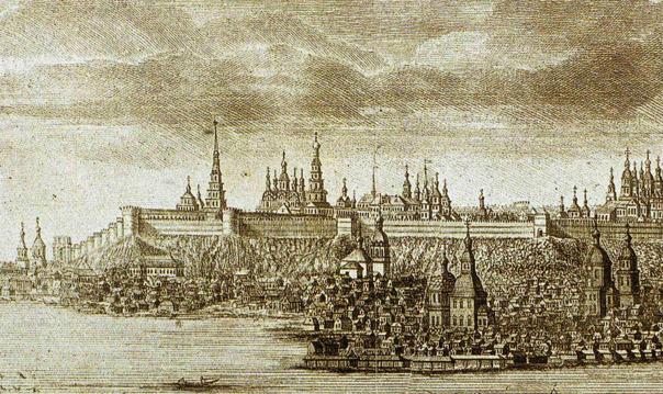 Путешествие в прошлое Казанского Кремля