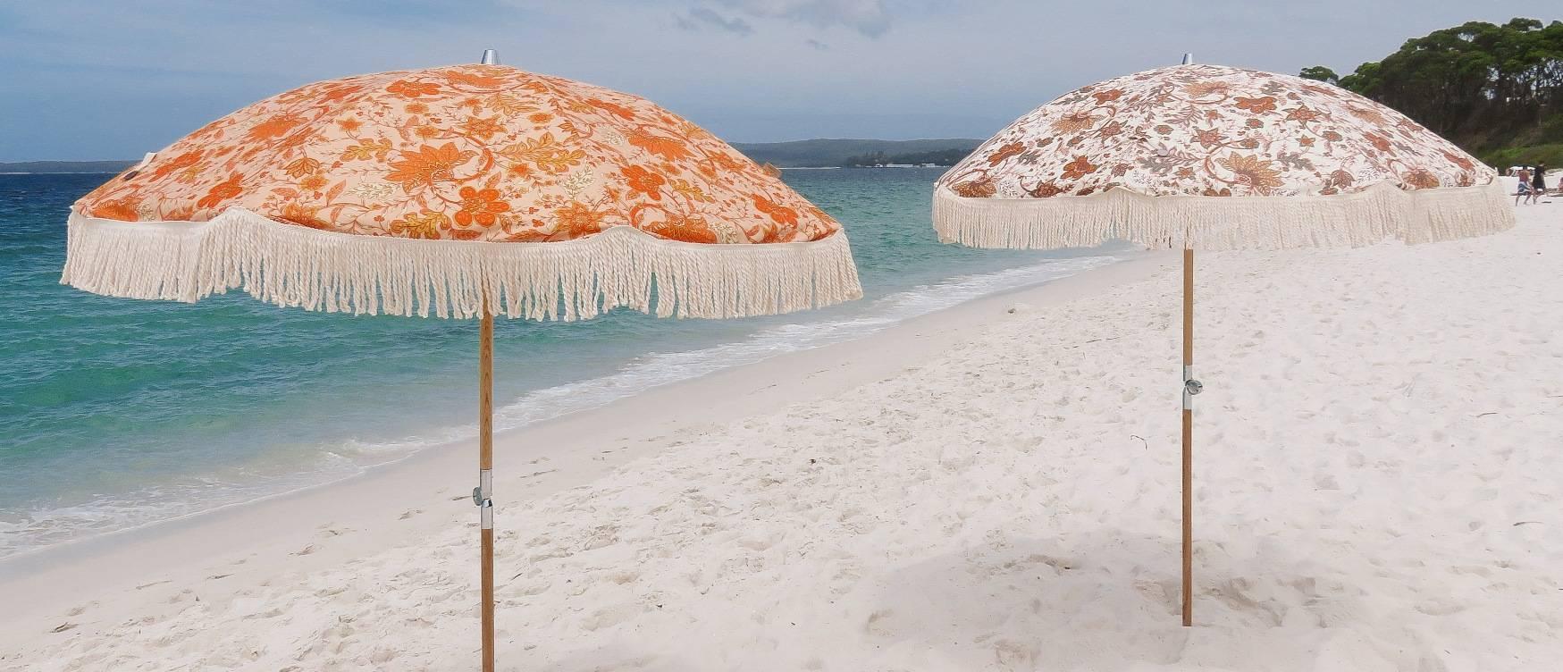 Boho Beach Umbrella Online Australia