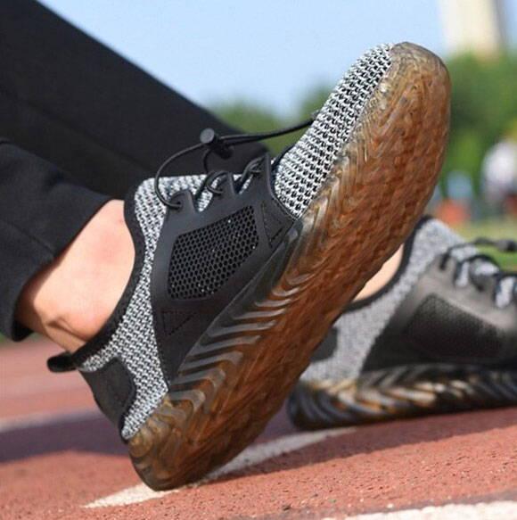 comfy steel toe shoes, hard toe tennis shoes, warehouse shoes women's,