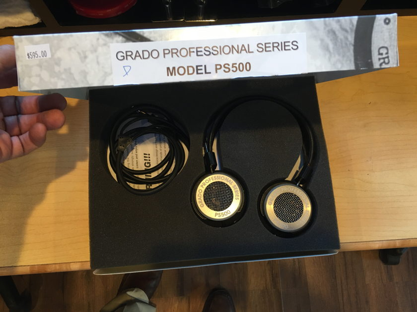Grado PS 500 Headphones