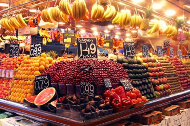 Вкусные прогулки по Барселоне (тапас и напитки включены)