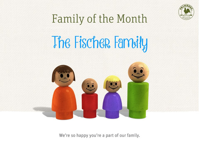 fischer family of the month february mother father son toddler primrose preston meadow