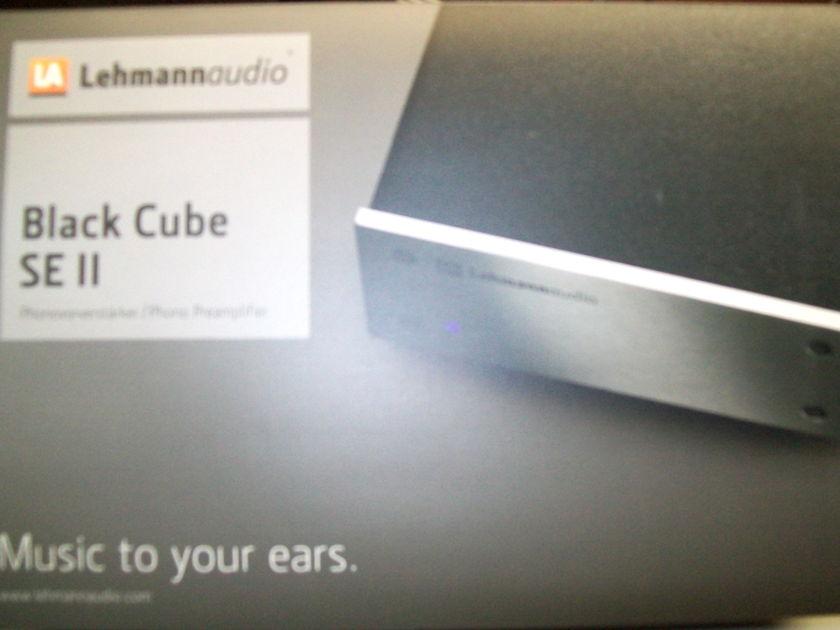 Lehmann Audio Black Cube SE II Phono Amp