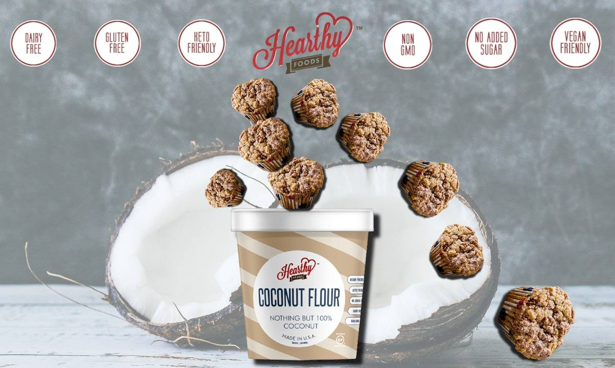 non-gmo Coconut Flour