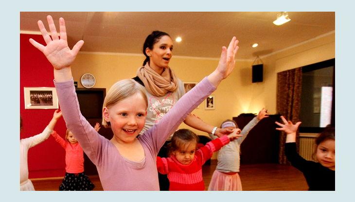 bg der tanzsalon tanzschule coreografie übung
