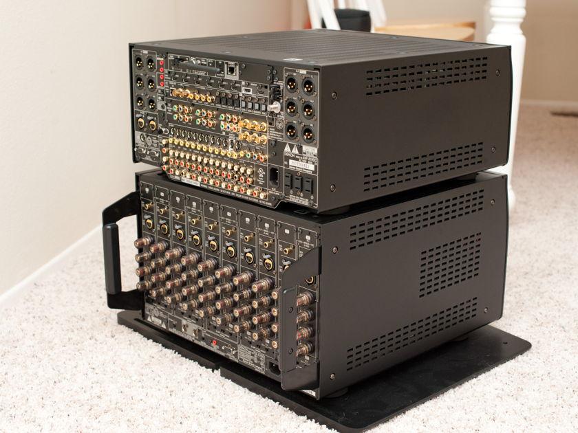 Denon AVP-A1HDCI 12 Channel A/V Preamp, Single Owner