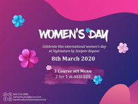 WOMEN'S DAY image