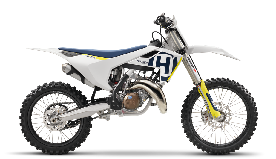 2018 HUSQVARNA MOTORCYCLES TC 125