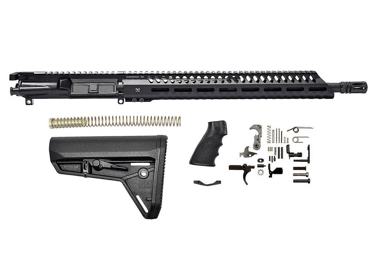 AR15 VRST S3 Rifle Series