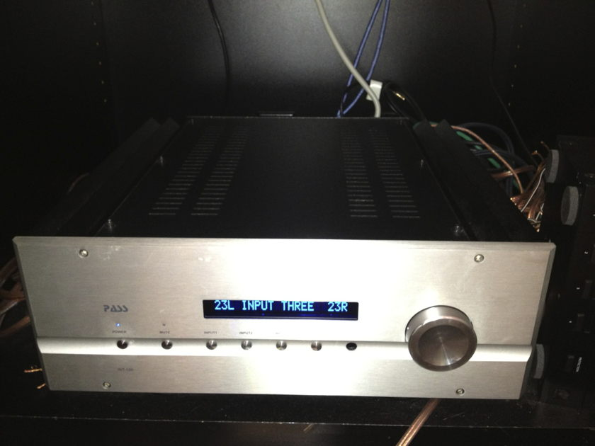 Pass Labs Int-150