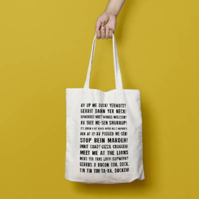 nottingham tote bag