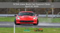 SCDA- Car Control Clinic- Lime Rock- April 22nd