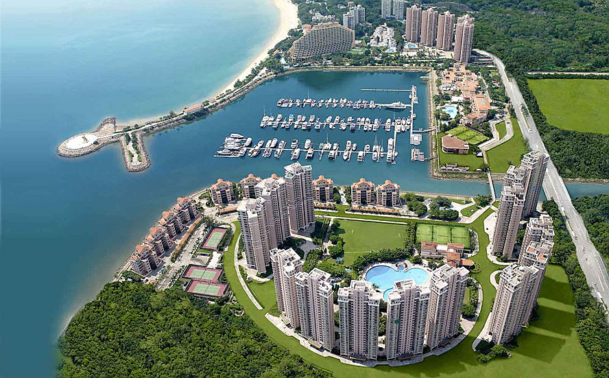 Hong Kong - gold coast apartment for sale