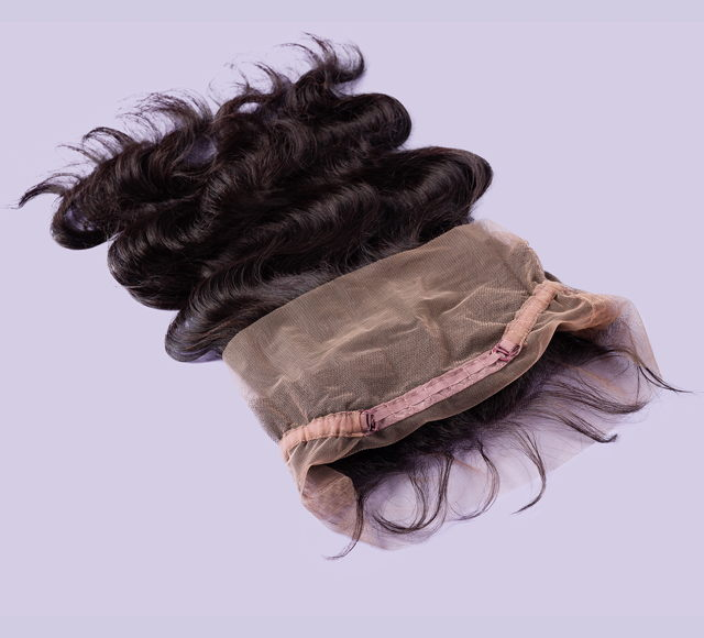 Body Wave Natural Black 360-frontals Mayvenn