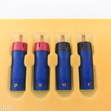 Bullet Plug RCA Plugs