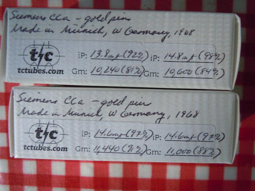 Pair Siemens & Halske CCa Munich, Germany 1968