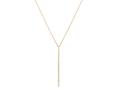 Diamond Goldbar Necklace