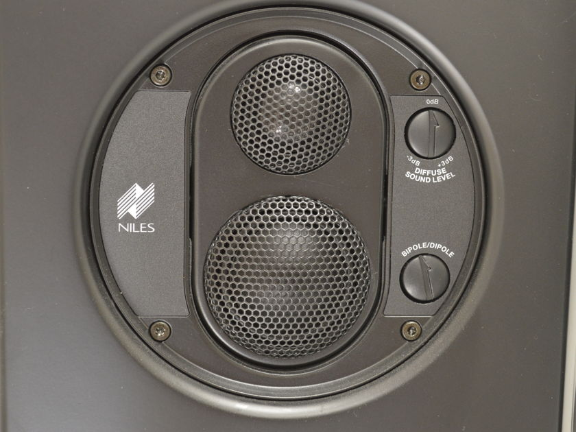 Niles Audio STAGEFRONT Pro 770FX - Reference Surround Speakers