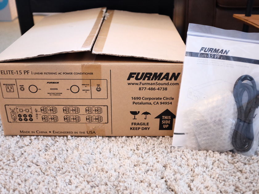 Furman Elite-15 PFi