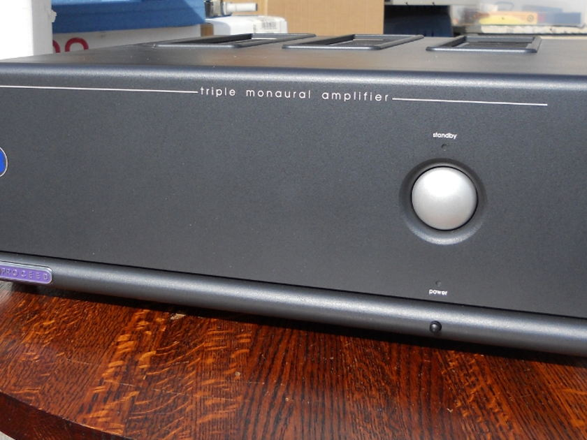Proceed  HPA3  triple mono power amp