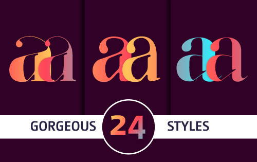 Gorgeous font every designer much have