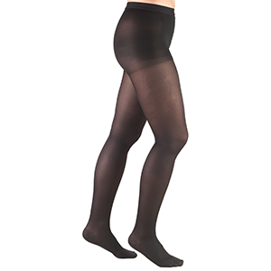 Ladies' Pantyhose Opaque in Black