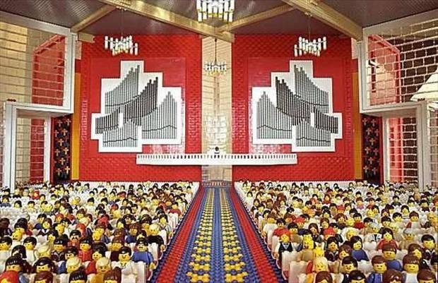 Lego Church of Christ