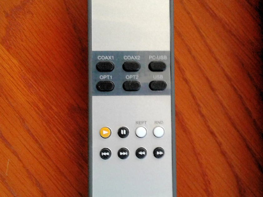 Rotel RDD-1580 Dual Wolfson premium 24-bit/192kHz DAC
