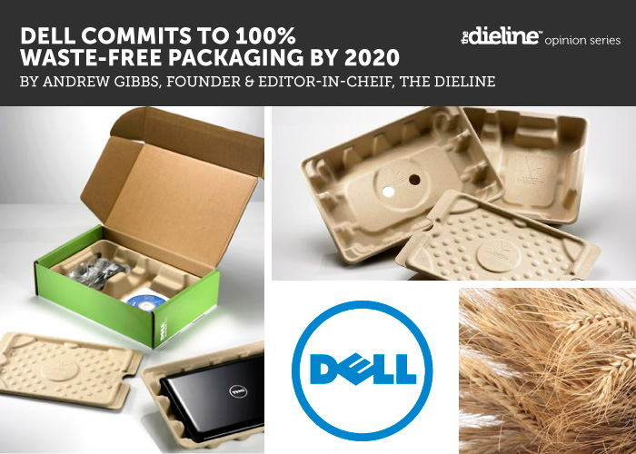 Dell Commits to 100% Waste-Free Packaging by 2020