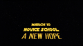 A New Hope Novice School at Cherry Point NCR