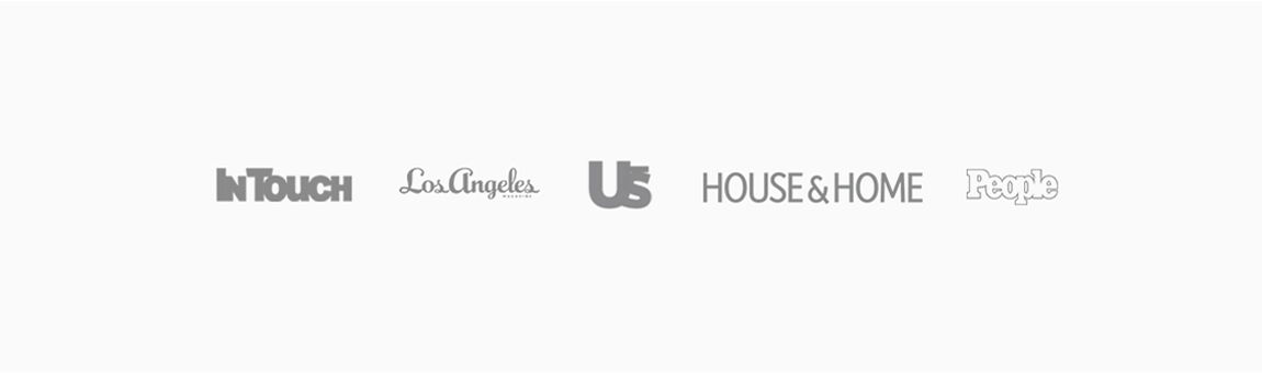 In Touch, Los Angeles, US, House & Home, People