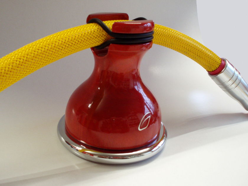Gregitek RG1 Cable Supports  - hand-made in Italy - gorgeous and very effective!