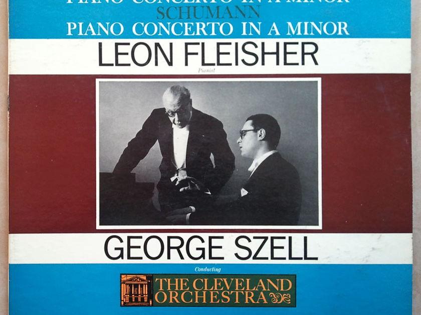 Epic/Szell/Leon Fleisher/Grieg - & Schumann Piano Concetos / NM
