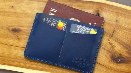 Органайзер для паспорта из натуральной кожи