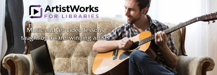ArtistWorks banner