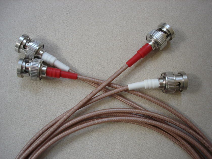 """darTZeel  """"darT to Zeel Link"""" 1.5m BNC cable - photos"""