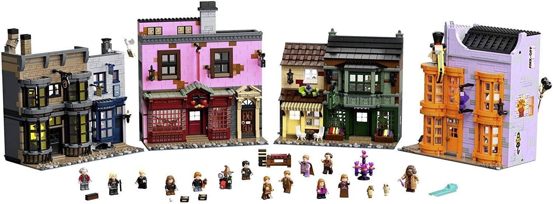 LEGO HARRY POTTER DIAGON ALLEY